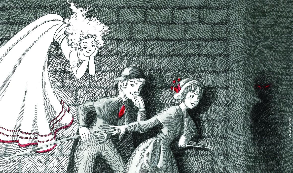 le vampire de la rue morgue  u2013 th u00e9 u00e2tre ishtar